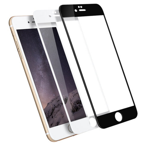 Feather Glass Full Coverage Tempered Protector for iPhone