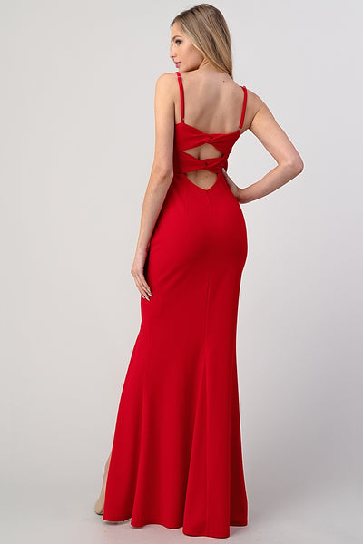 Sexy Body Con Gown