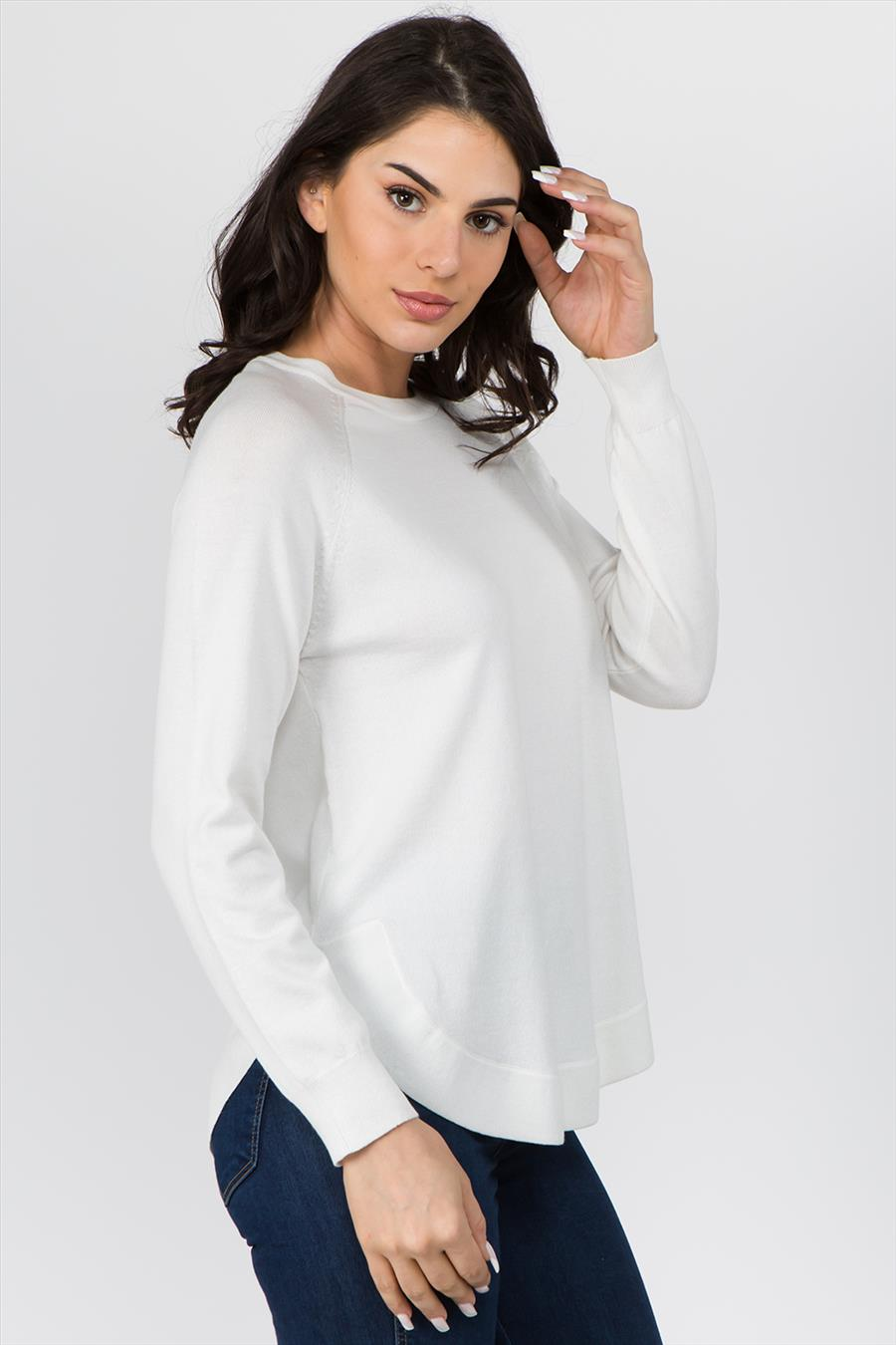 Jessica Raglan Sweater