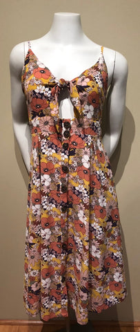 Summery Floral Dress