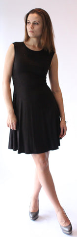 Annette Fit & Flare Dress