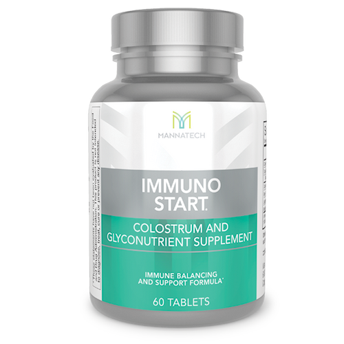 Immunostart (60 Tablets) - Power Up Your Immune System The Natural Way.