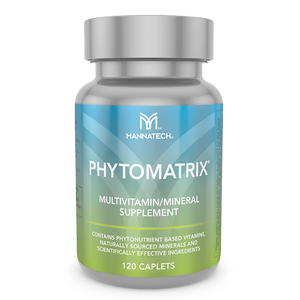 Phytomatrix® Multivitamin Supplement (120 Capsules) - Advanced Support for Your Immune System