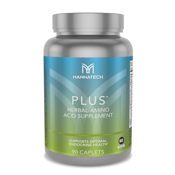 PLUS (90 Caplets) - Healthy Support For Your Hormones.