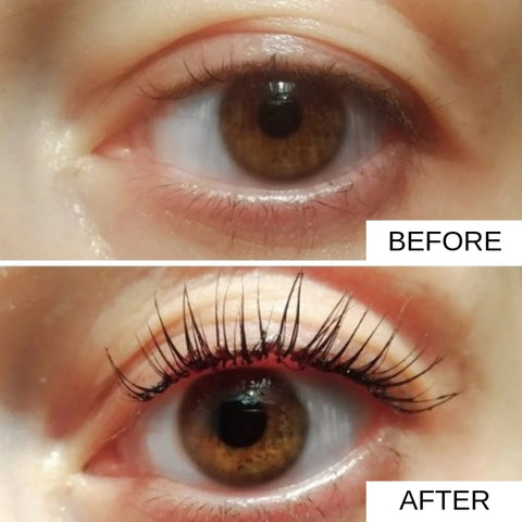Lash Lift Kit - Before & After