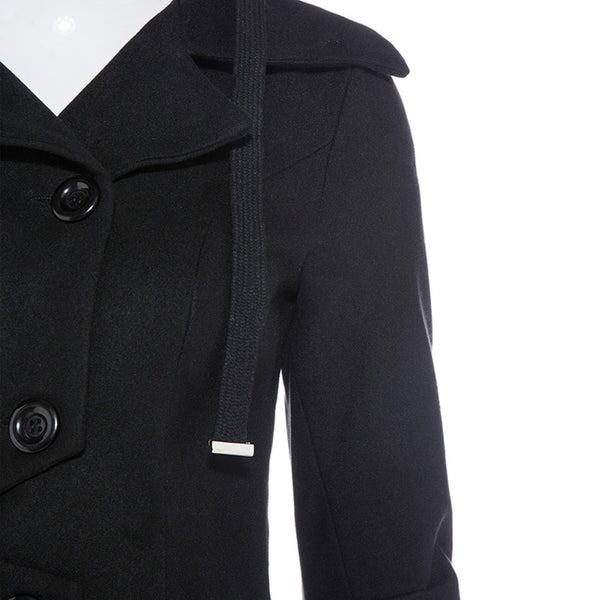 Dark Trench Coat