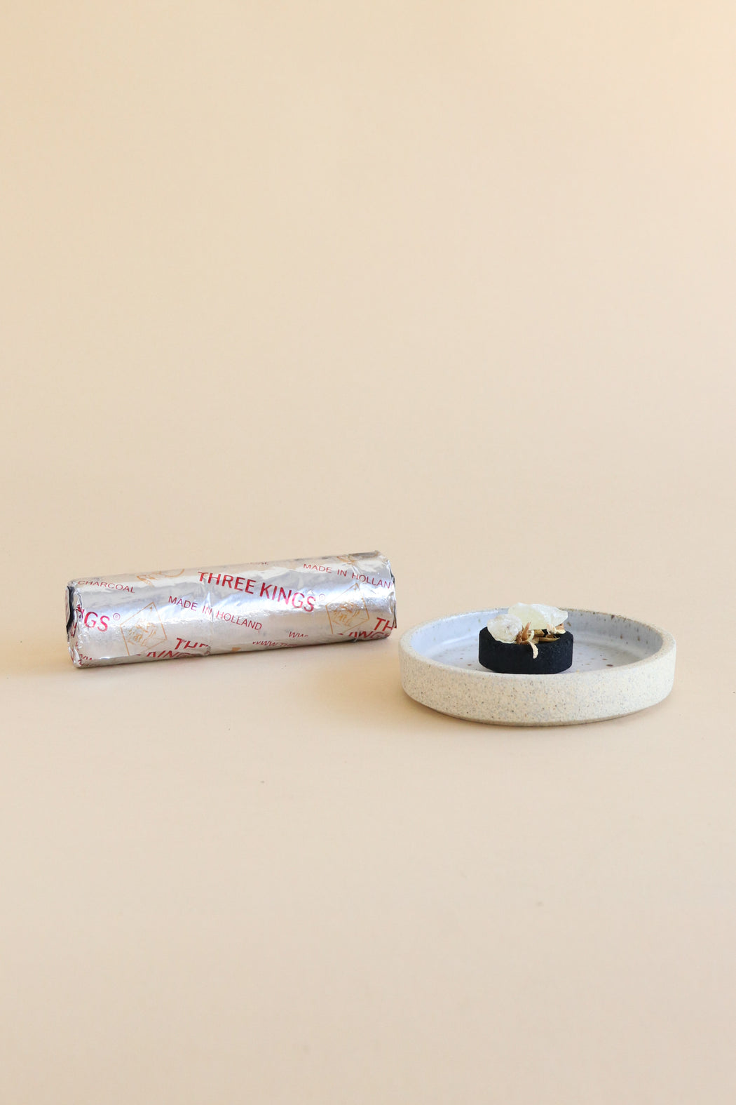 CHARCOAL INCENSE DISKS ROLL OF 10