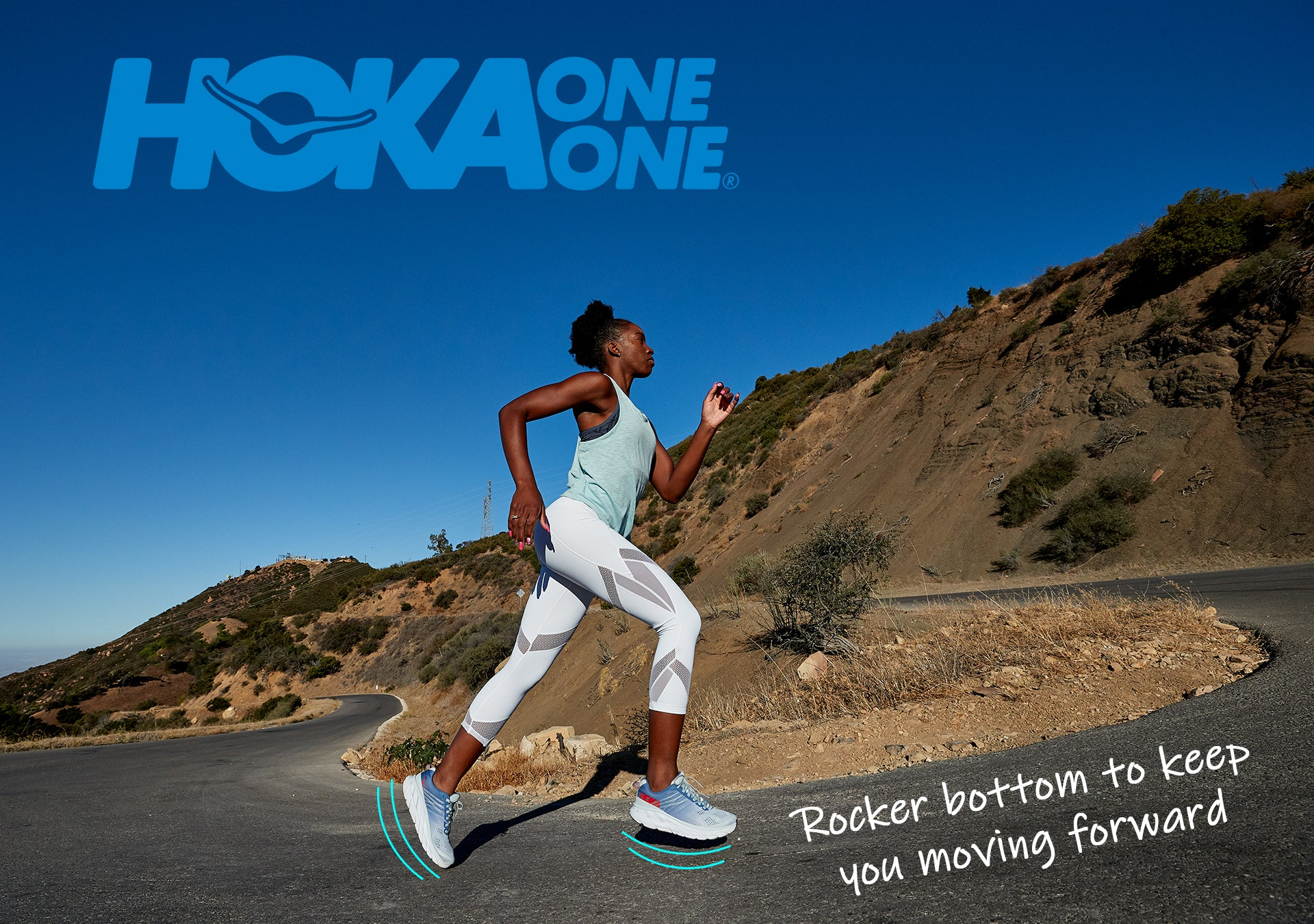Have your heard of HOKA ONE ONE?