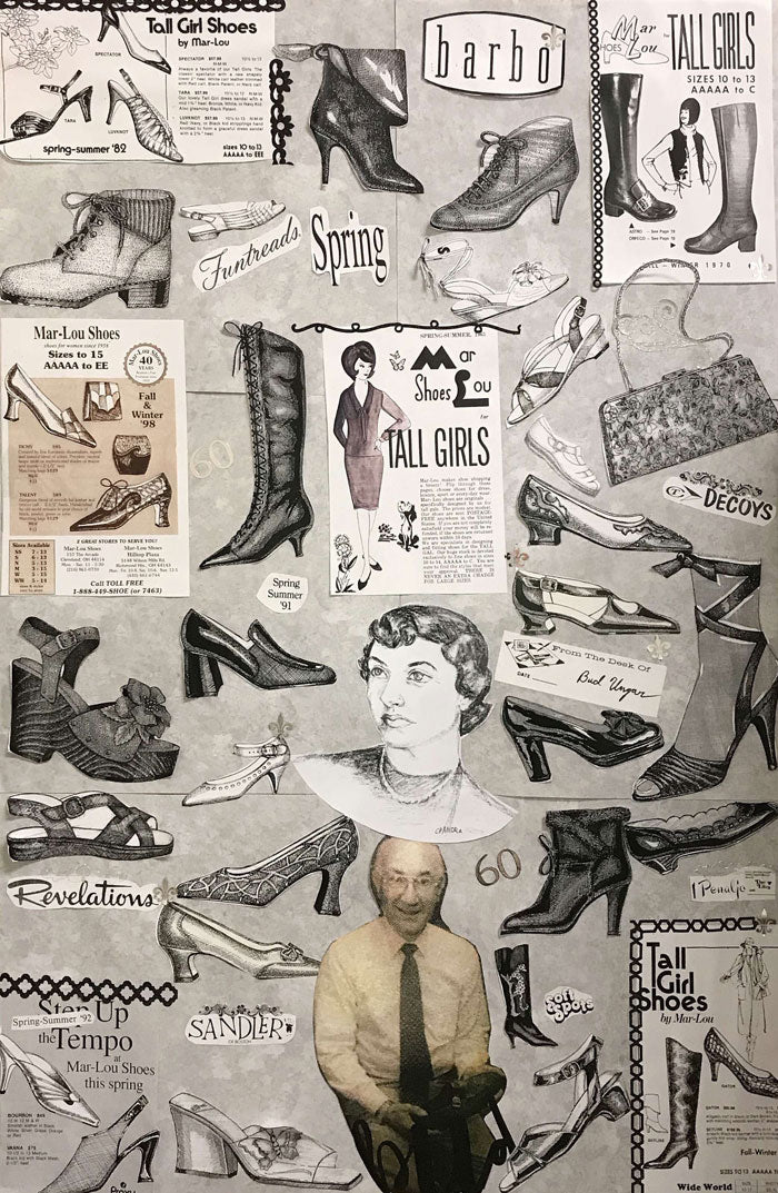 60 Years of Footwear Trends