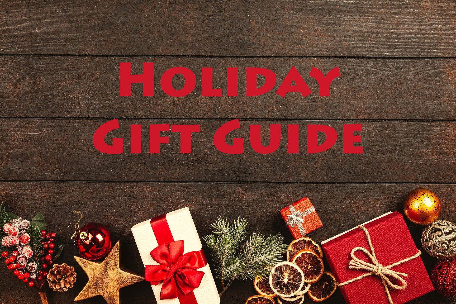 Stressing Out Over Finding the Perfect Gift?