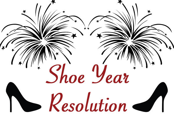 Shoe Year Resolution