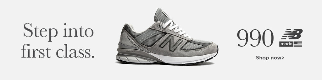 New Balance 990v5 found at Mar-Lou Shoes