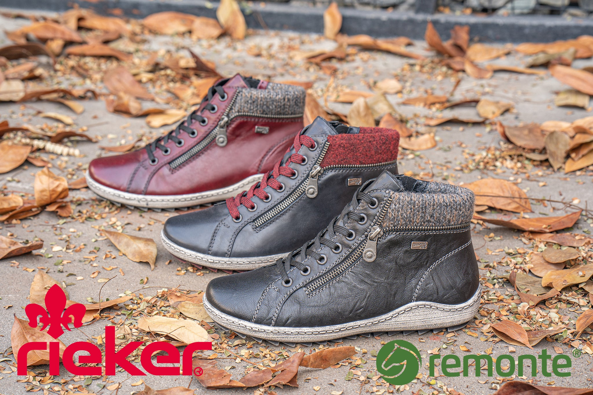 Rieker & Remonte Fall Image
