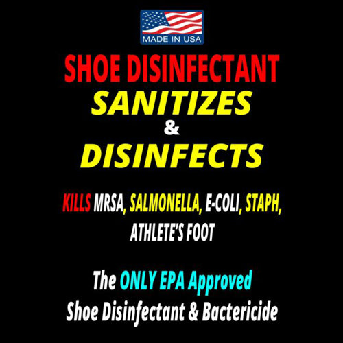 10 Seconds Disinfectant & Deodorizer | Mar-Lou Shoes