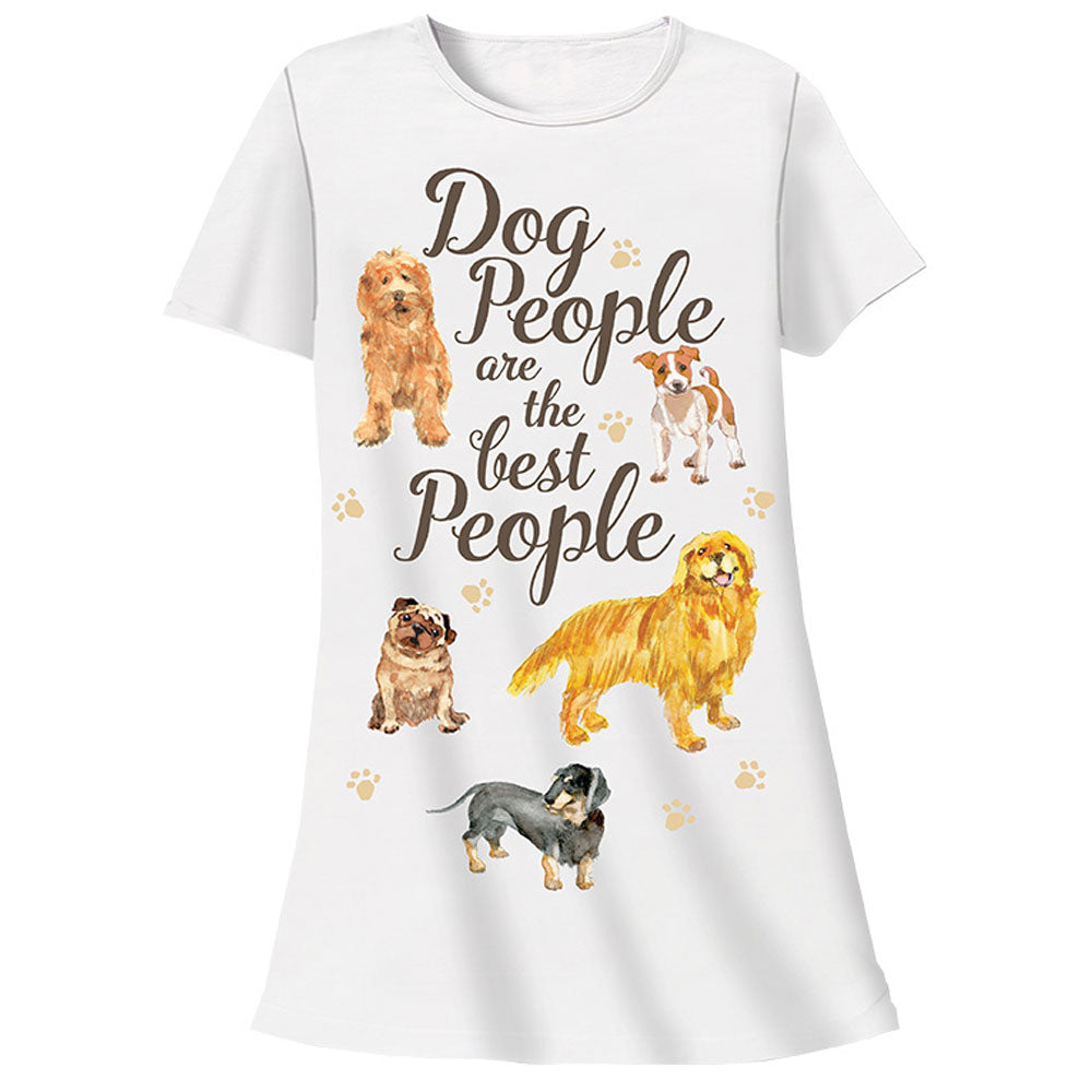 Dog People Sleep Shirt