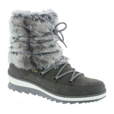 R4381-45 Boot in Grey Suede