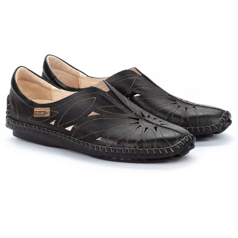 Pikolinos Jerez 578-7399 in Black at Mar-Lou Shoes
