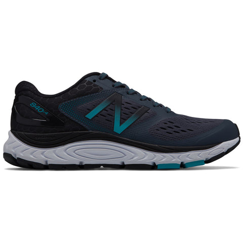 New Balance Women's 840v4 in Thunder with Pisces at Mar-Lou Shoes