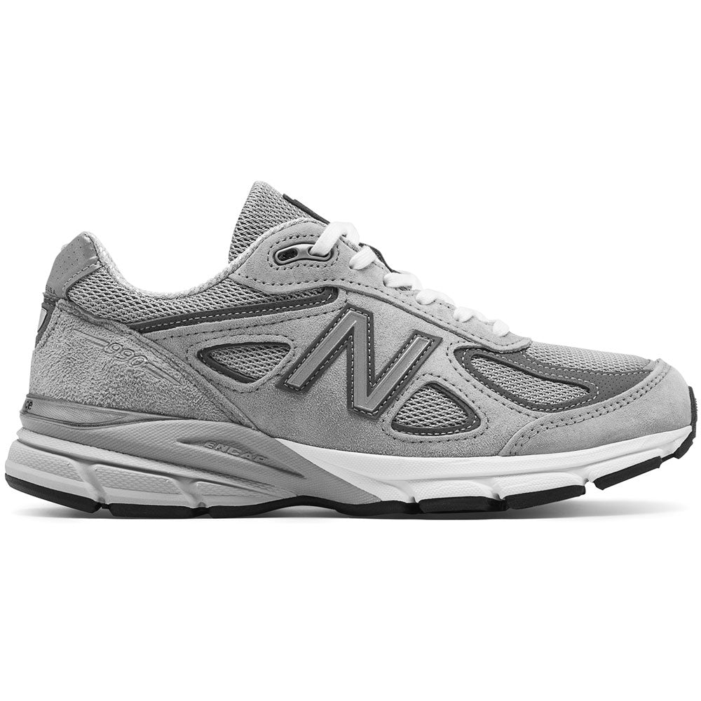 New Balance Women's 990v4 in Grey at Mar-Lou Shoes