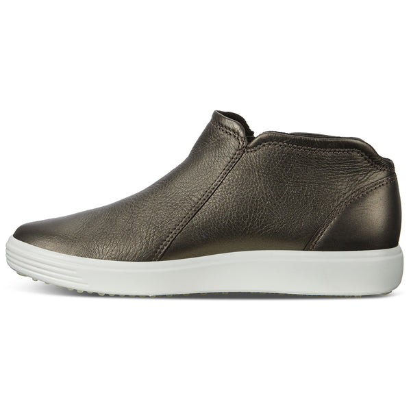 ECCO Women's Soft 7 Low Bootie Antracite | Mar-Lou Shoes