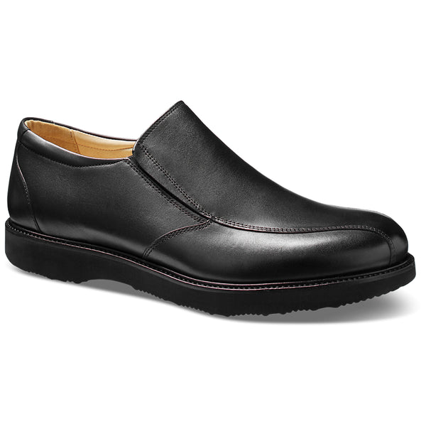 Samuel Hubbard Men's On-Time Traveler Slip-On Black | Mar-Lou Shoes