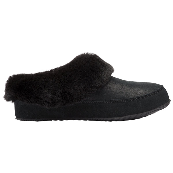 Sorel Women's Coffee Run Slipper Black | Mar-Lou Shoes