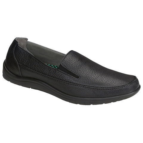 SAS Men's Weekender Slip-On Black | Mar-Lou Shoes