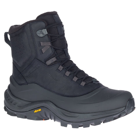 Merrell Men's Thermo Overlook 2 Mid Waterproof Black | Mar-Lou Shoes