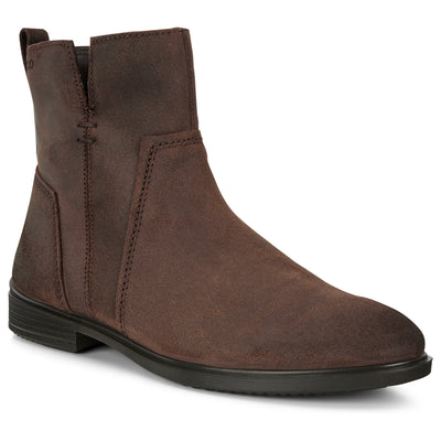 ECCO Women's Touch 15 Boot Coffee | Mar-Lou Shoes