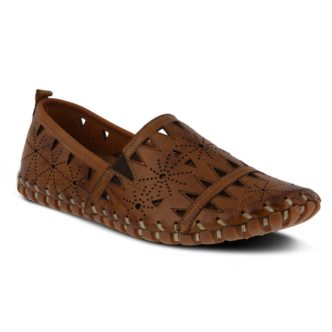 Spring Step Women's Fusaro Slip-On Brown | Mar-Lou Shoes