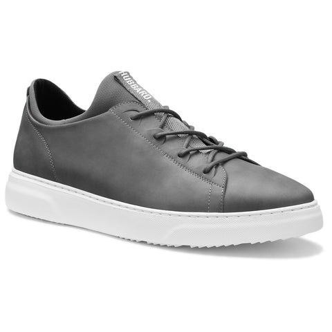 Samuel Hubbard Men's Hubbard Flight Aircraft Gray | Mar-Lou Shoes