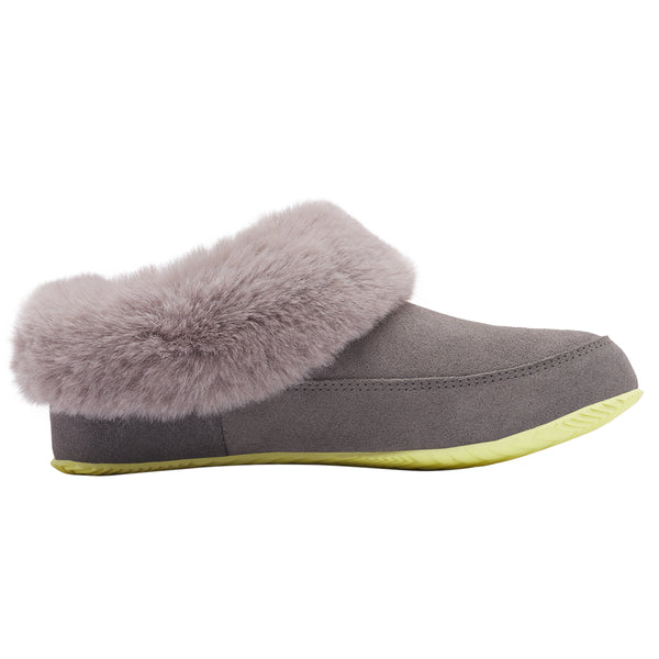 Sorel Women's Coffee Run Slipper Quarry | Mar-Lou Shoes