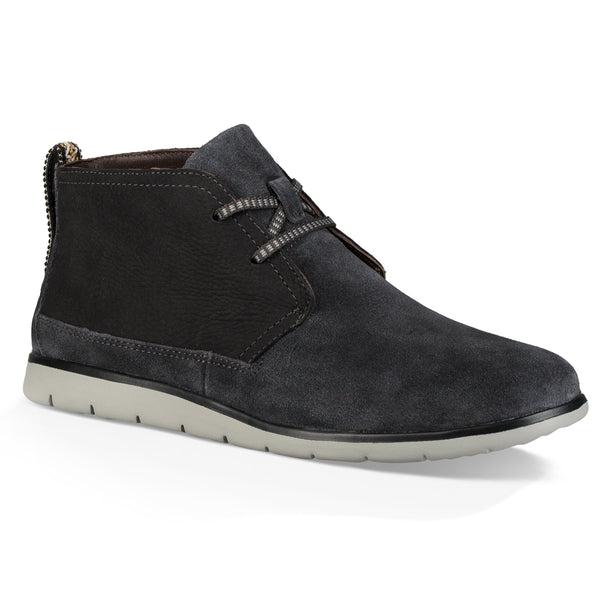 UGG Men's Freamon Weather Boot Waterproof Dark Grey | Mar-Lou Shoes