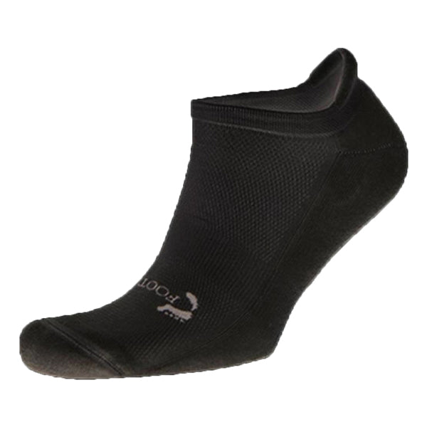 Foot Zen Hidden Comfort Socks in Black at Mar-Lou Shoes