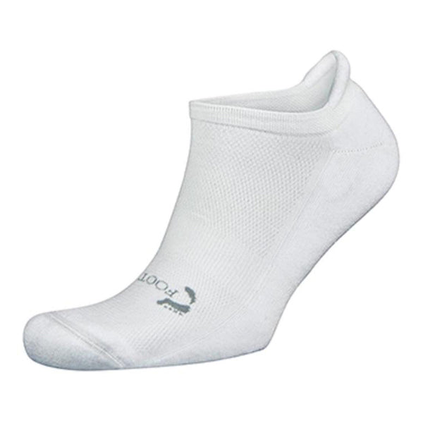 Foot Zen Hidden Comfort Socks in White in Extra Large at Mar-Lou Shoes