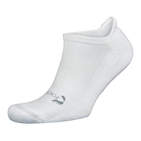 Foot Zen Hidden Comfort Socks in White at Mar-Lou Shoes