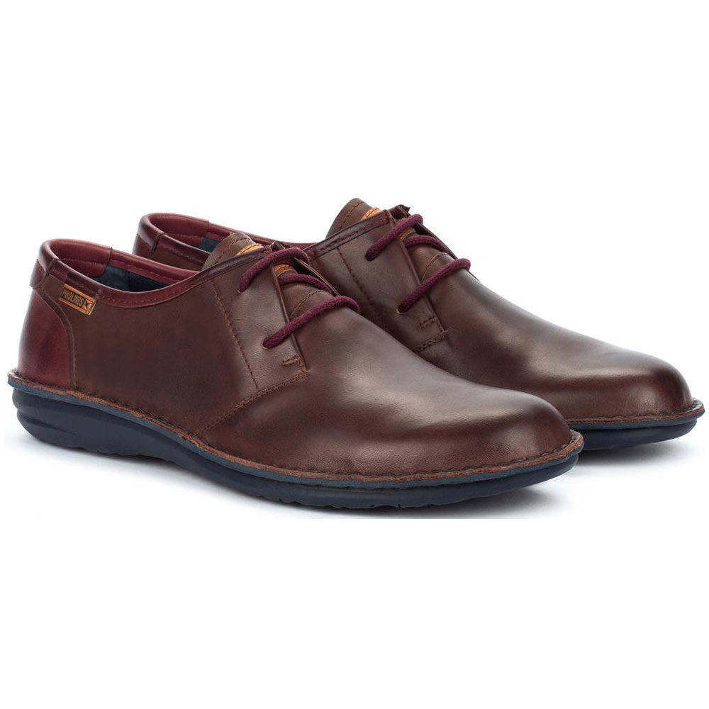 Pikolinos Santiago M8M-4298C1 in Olmo Leather at Mar-Lou Shoes
