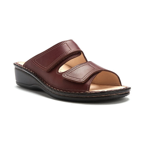 Jamaica Sandal in Brandy Country