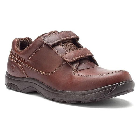 Winslow in Brown Leather by Dunham found at Mar-Lou Shoes
