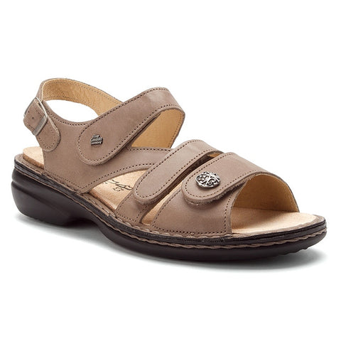 Gomera Soft Footbed Taupe Equipe