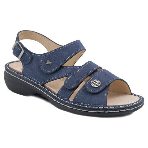 Gomera Sandal in Lake Nubuck
