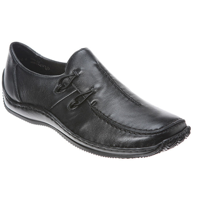 Celia L1751 Black Leather