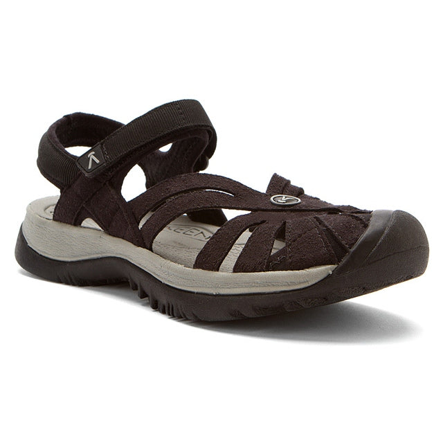 Rose Sandal Black/Neutral Gray