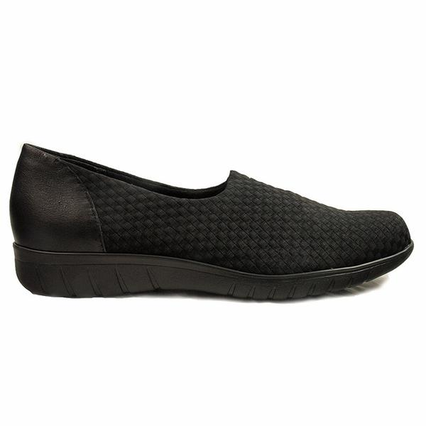 Cruise in Black Woven