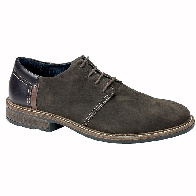 Chief in Oily Brown Nubuck