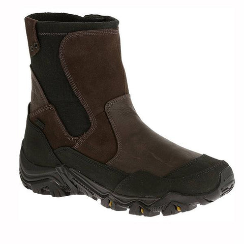 Polarand Rove Zip Winter Boot in Espresso Leather