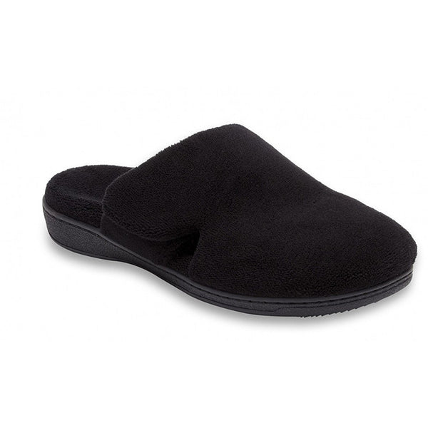 Gemma Slipper in Black