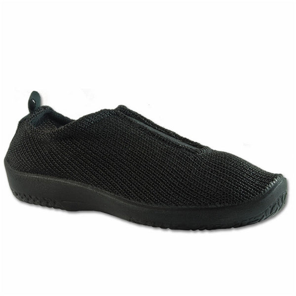 1171 ES Casual Shoe in Black Knit