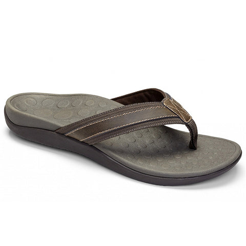 Men's Tide Sandal in Brown