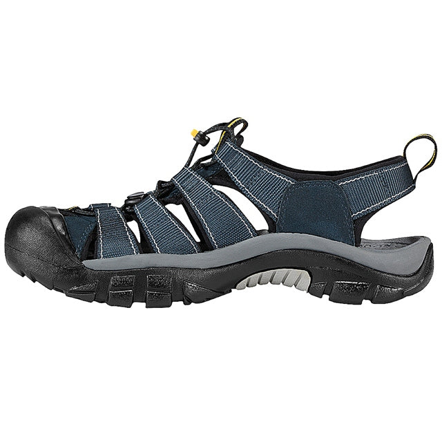 ec59000a24b6 Newport H2 Sandal in Navy Medium Grey Found at Mar-Lou Shoes in ...